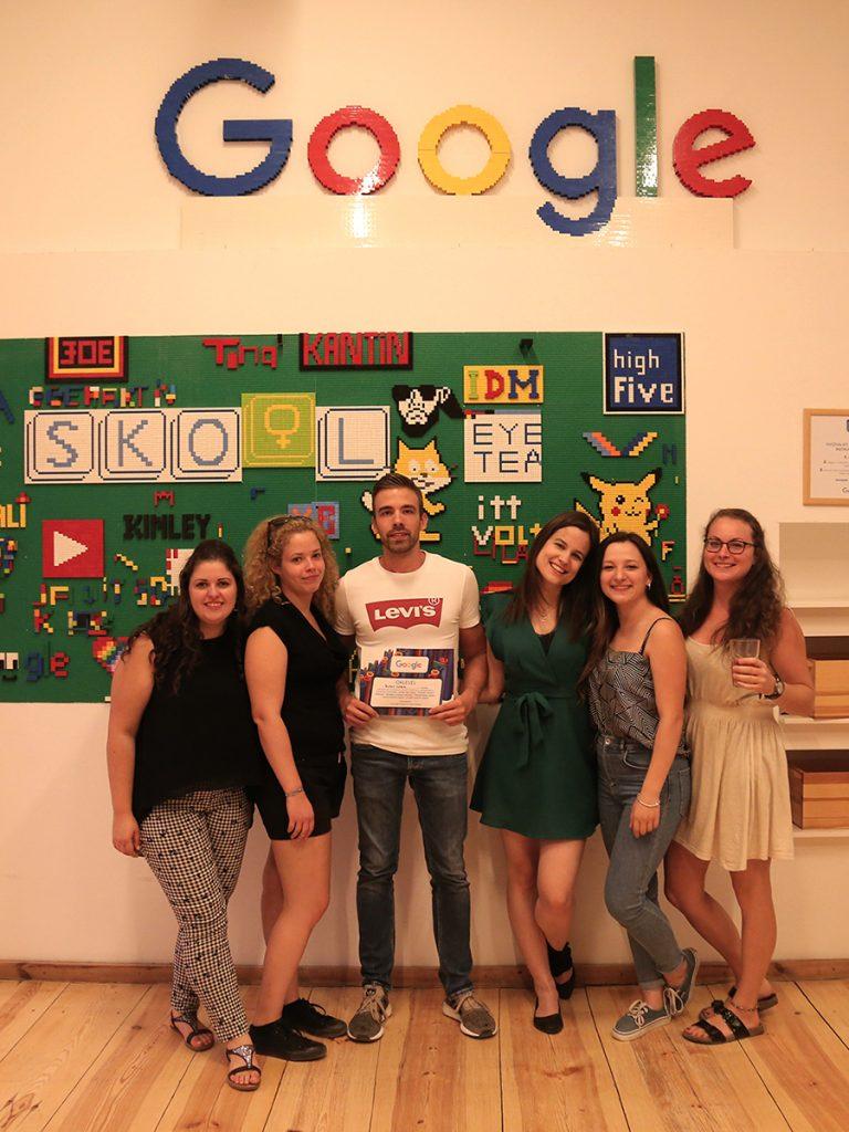 Tehetségprogram, mint munkaerő toborzási technika - Google Talent Camp