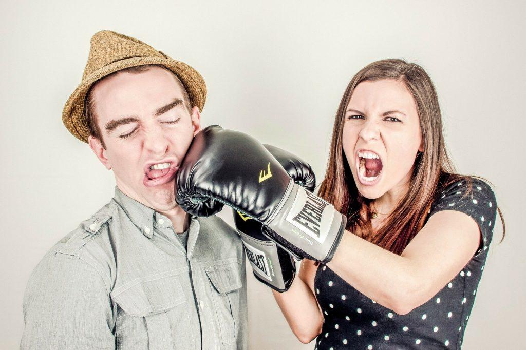 Munkahelyi stressz okai - konfliktus