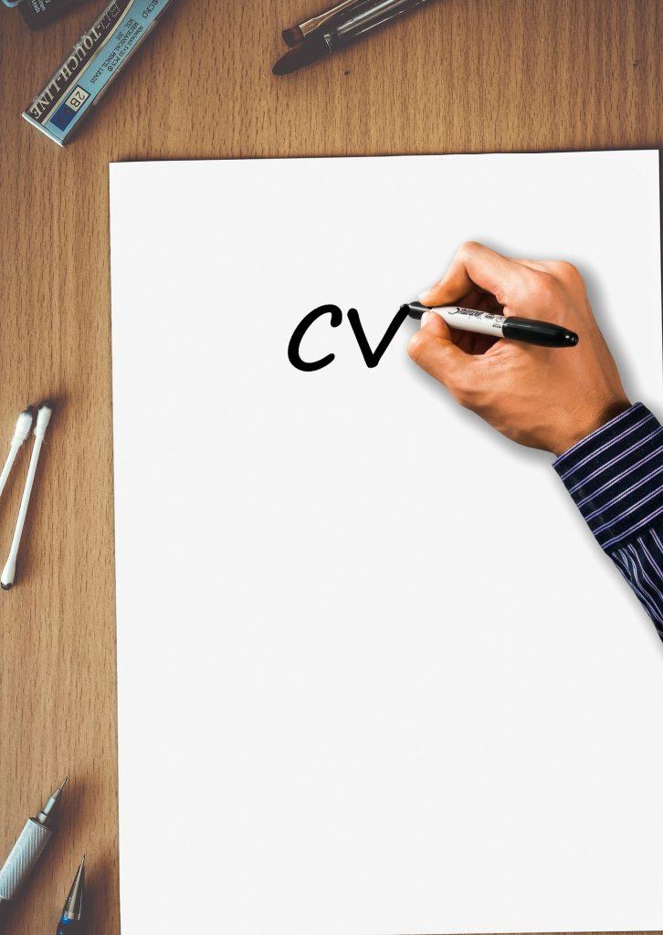 Toborzás és kiválasztás folyamata - CV